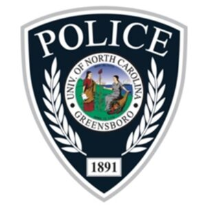 Greensboro Police Department logo