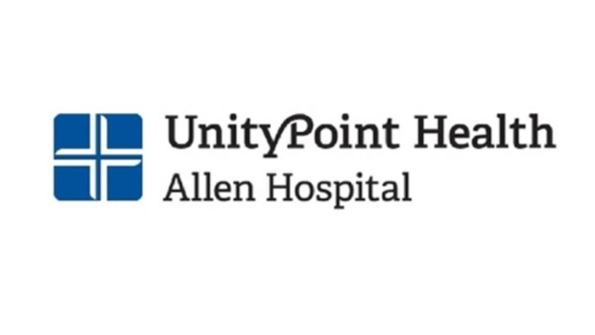 UnityPoint Health Allen Hospital Logo